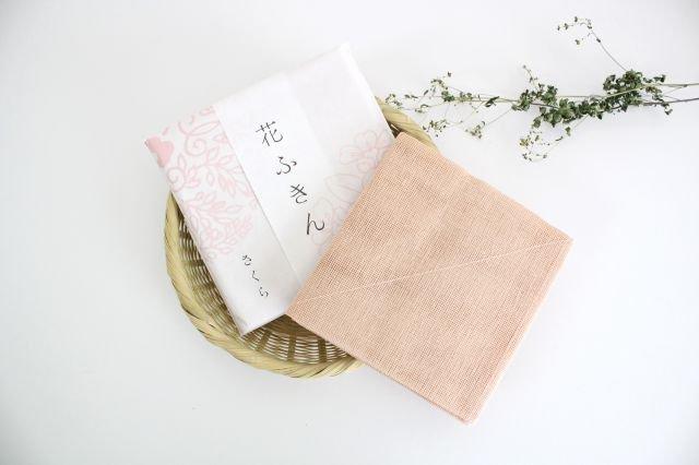 花ふきん さくら 中川政七商店