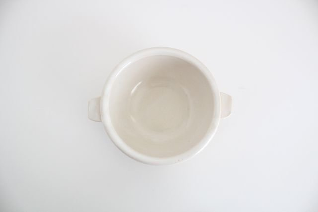 《耐熱陶器》 伊賀焼のスープボウル 白 中川政七商店 画像6