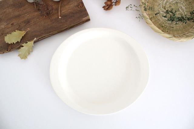 かもしか道具店 陶のフライパン 白 中川政七商店 画像2