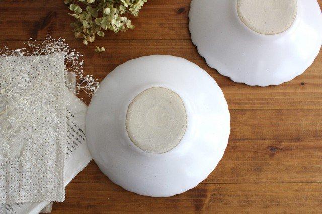 美濃焼 モチーフ サンフラワー 6寸鉢 陶器 画像3