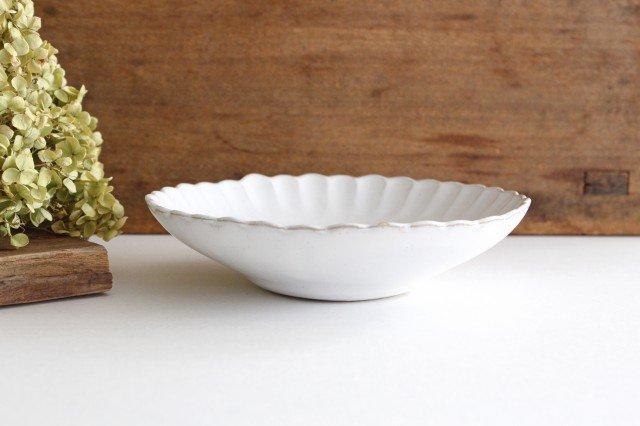 美濃焼 モチーフ サンフラワー 6寸鉢 陶器 画像4