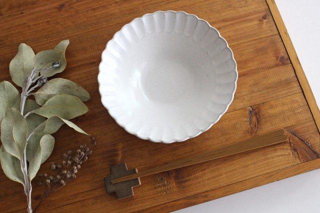 美濃焼 モチーフ サンフラワー 6寸鉢 陶器 画像5