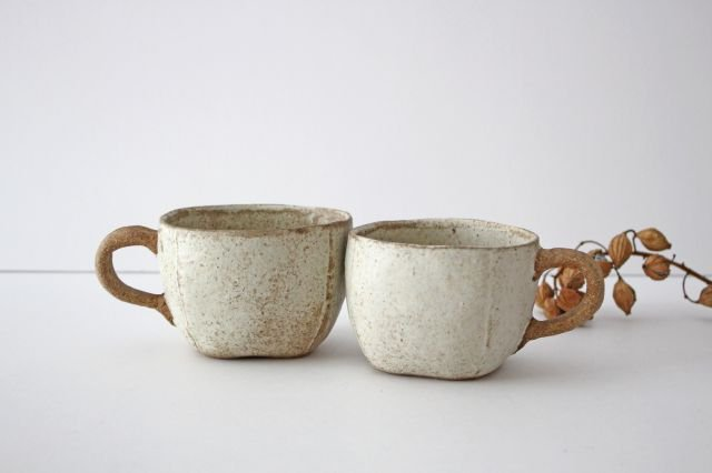 マグカップ 大 【B】 陶器 宮崎和佳子 画像5