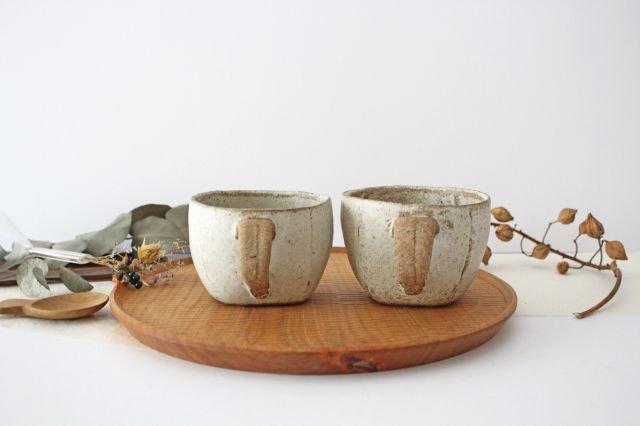 マグカップ 大 【B】 陶器 宮崎和佳子 画像6