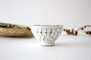 美濃焼 白玉粉引き 飯碗 陶器商品画像