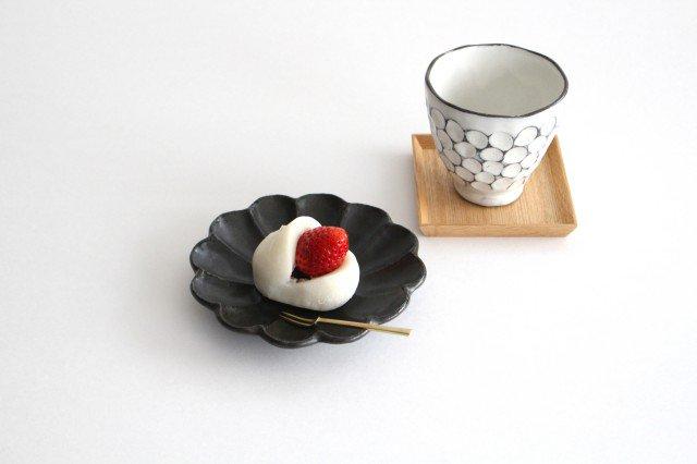 美濃焼 白玉粉引き 湯呑 陶器 画像2