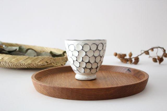 美濃焼 白玉粉引き 湯呑 陶器 画像5
