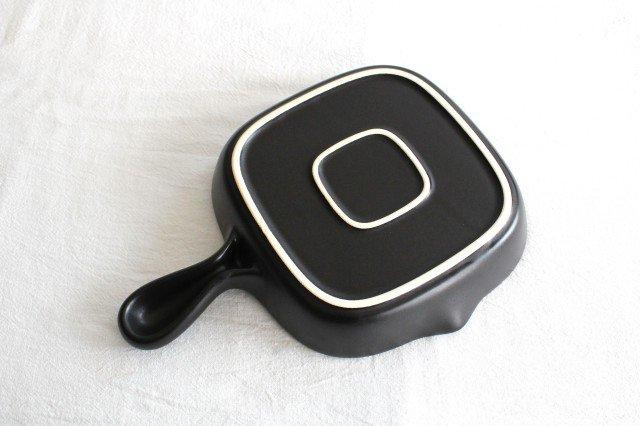 グリルプレート 耐熱陶器 萬古焼  画像3