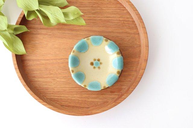 小皿 オーグスヤー 陶器 ノモ陶器製作所 やちむん