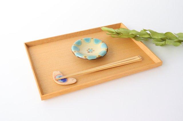 小皿 オーグスヤー 陶器 ノモ陶器製作所 やちむん 画像6