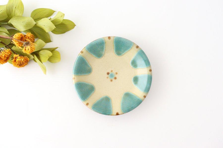 5寸皿 オーグスヤー 陶器 ノモ陶器製作所 やちむん