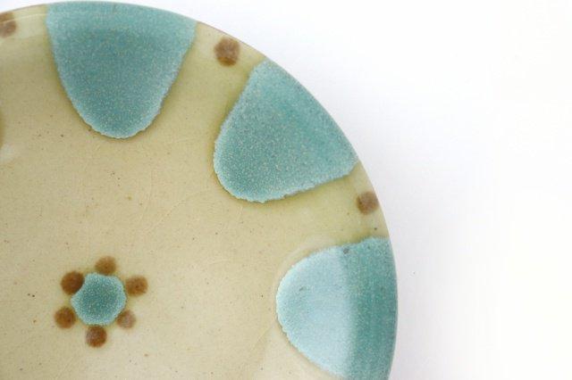 5寸皿 オーグスヤー 陶器 ノモ陶器製作所 やちむん 画像6