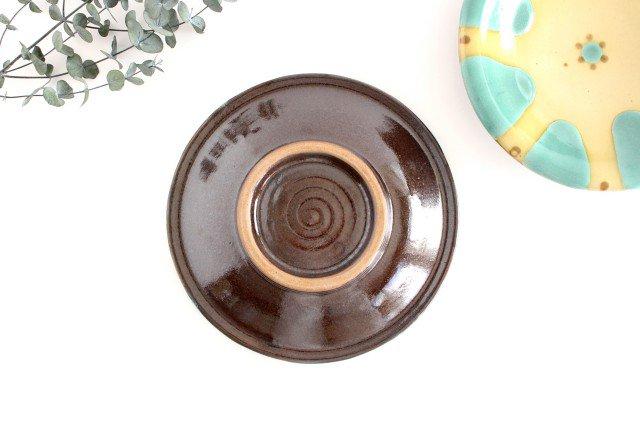 7寸皿 オーグスヤー 陶器 ノモ陶器製作所 やちむん 画像4