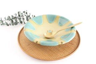 7寸皿 オーグスヤー 陶器 ノモ陶器製作所 やちむん商品画像