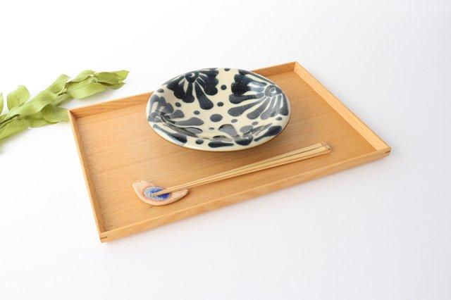 6寸皿 ゴス 陶器 ノモ陶器製作所 やちむん 画像2