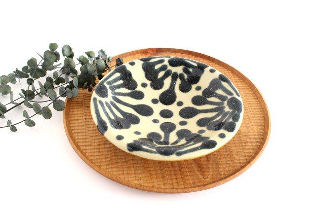 6寸皿 ゴス 陶器 ノモ陶器製作所 やちむん 画像3