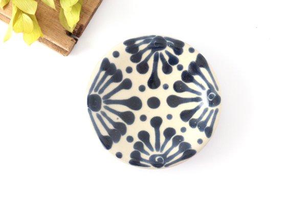 6寸皿 ゴス 陶器 ノモ陶器製作所 やちむん商品画像