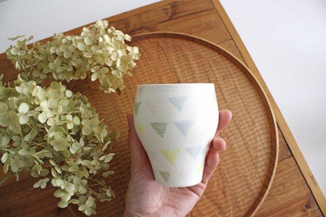 ガーランド つぼみカップ 【A】 磁器 中村かおり 画像4
