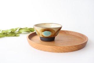 3.5寸マカイ アメ 陶器 ノモ陶器製作所 やちむん商品画像
