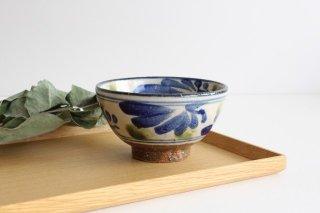 4寸マカイ 唐草 ゴスオーグスヤ 陶器 陶芸こまがた 駒形爽飛 やちむん商品画像