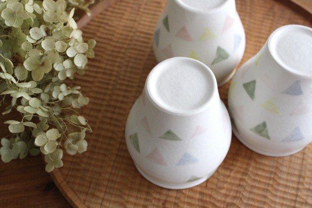 ガーランド つぼみカップ 【B】 磁器 中村かおり 画像3