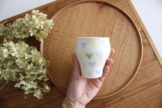 ガーランド つぼみカップ 【B】 磁器 中村かおり 画像4