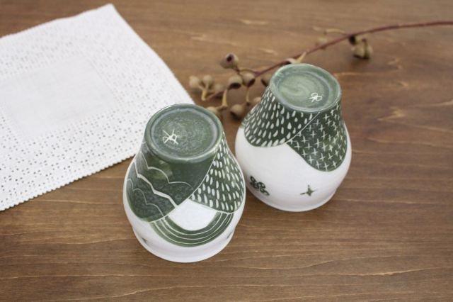 緑の丘 つぼみカップ 磁器 中村かおり 画像3