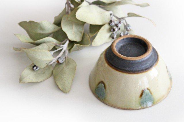 4寸マカイ オーグスヤ— 陶器 ノモ陶器製作所 やちむん 画像3