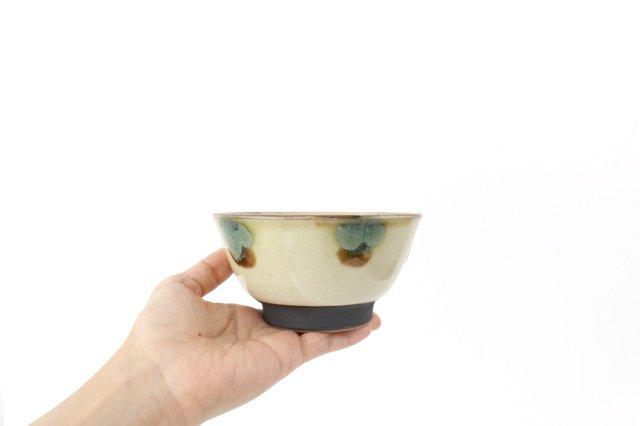 4寸マカイ オーグスヤ— 陶器 ノモ陶器製作所 やちむん 画像5