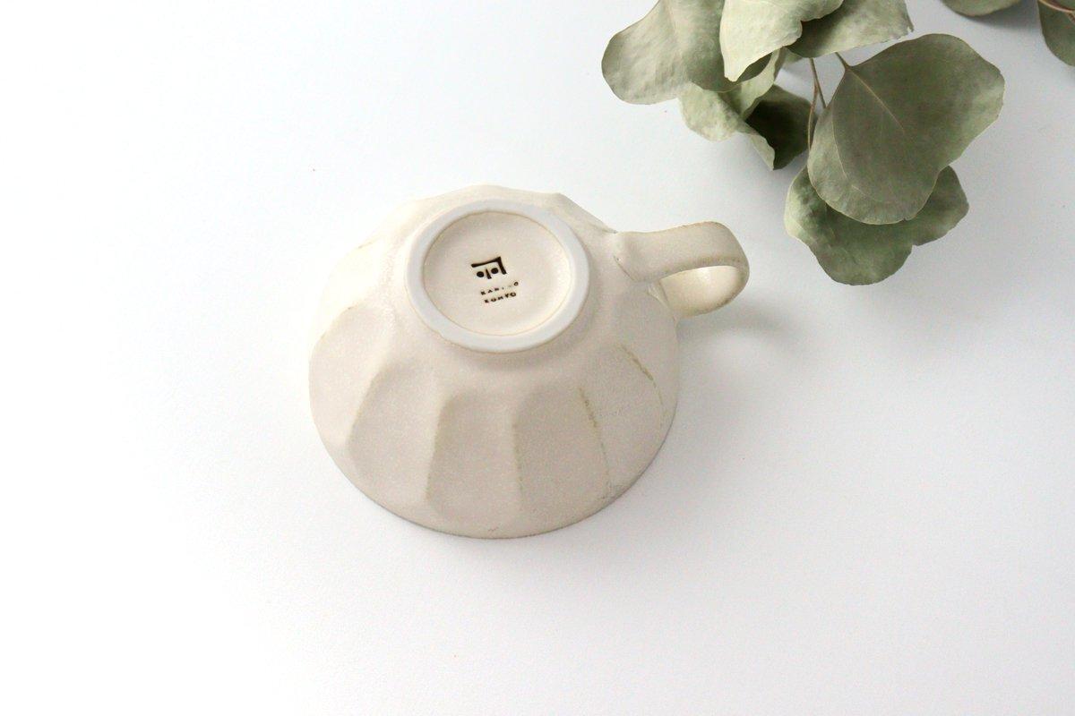 美濃焼 菊花 スープカップ 磁器 画像5