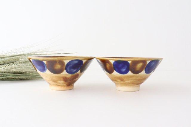 4寸マカイ 輪 陶器 土工房 陶糸 やちむん 画像4