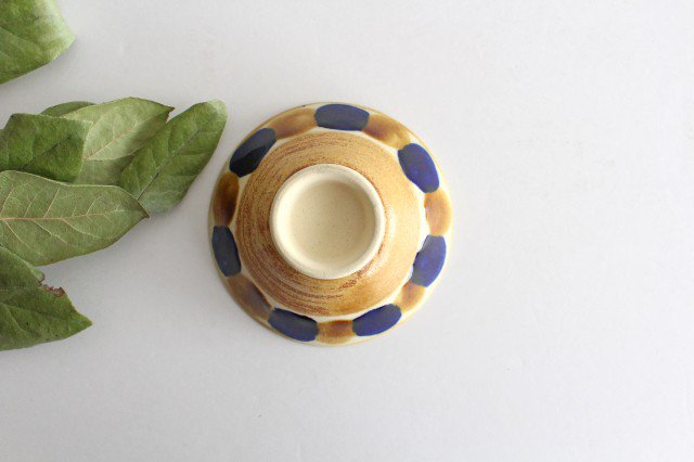 4寸マカイ 輪 陶器 土工房 陶糸 やちむん 画像5