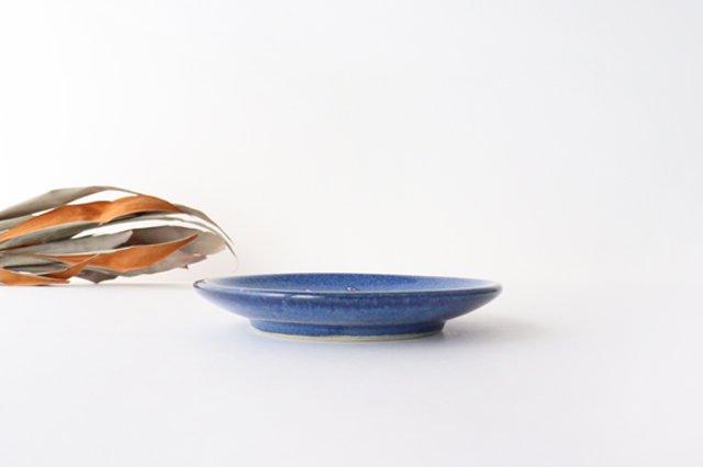 5寸皿 星 陶器 土工房 陶糸 やちむん 画像6