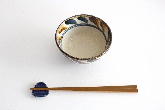4寸マカイ デイゴ ゴスアメ 陶器 陶芸こまがた 駒形爽飛 やちむん 画像2