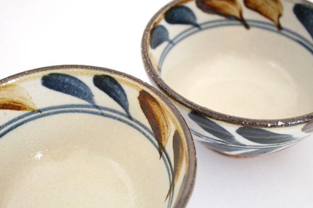 4寸マカイ デイゴ ゴスアメ 陶器 陶芸こまがた 駒形爽飛 やちむん 画像3