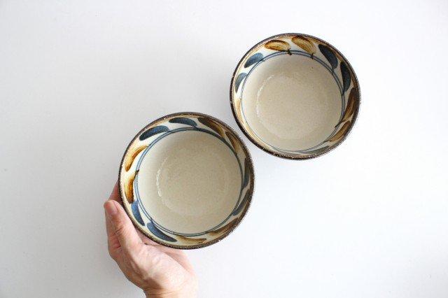 4寸マカイ デイゴ ゴスアメ 陶器 陶芸こまがた 駒形爽飛 やちむん 画像6