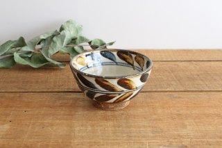 4寸マカイ デイゴ ゴスアメ 陶器 陶芸こまがた 駒形爽飛 やちむん商品画像