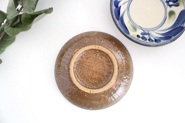 5寸皿 唐草 ゴスオーグスヤ 陶器 陶芸こまがた 駒形爽飛 やちむん 画像6