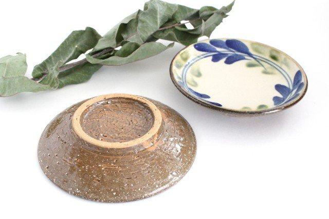 5寸皿 デイゴ ゴスオーグスヤ 陶器 陶芸こまがた 駒形爽飛 やちむん 画像5