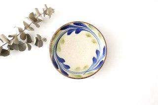 5寸皿 デイゴ ゴスオーグスヤ 陶器 陶芸こまがた 駒形爽飛 やちむん商品画像