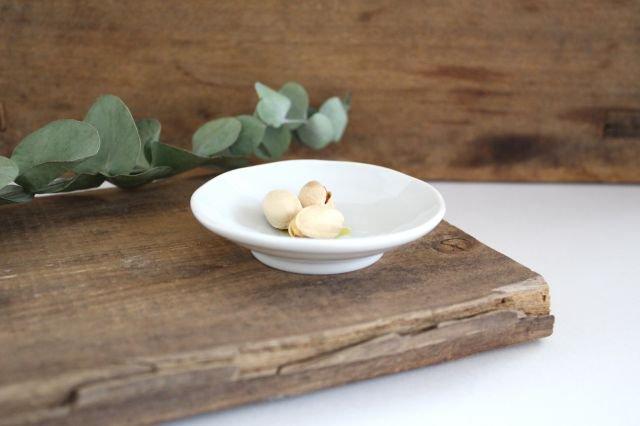 九谷焼 ハレクタニ トリ豆皿 黄 磁器 画像5