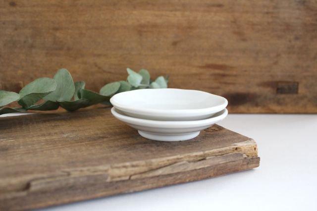 九谷焼 ハレクタニ トリ豆皿 緑 磁器 画像2