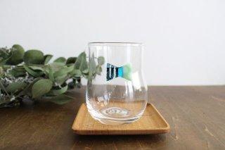 グラス おめかし ブルー系 【C】 ガラス 23n. 滝川ふみ商品画像