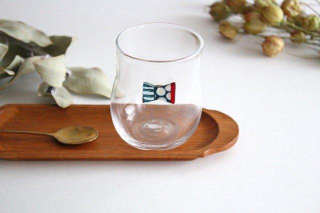 グラス おめかし ブルー系 【E】 ガラス 23n. 滝川ふみ 画像4