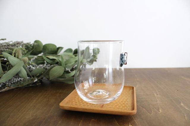 グラス おめかし ブルー系 【E】 ガラス 23n. 滝川ふみ 画像5