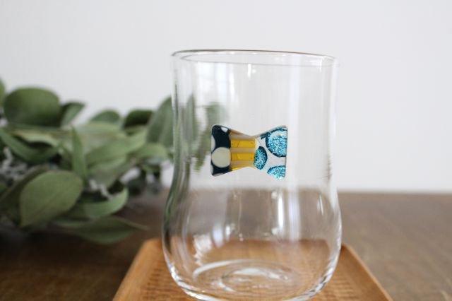 グラス おめかし ブルー系 【F】 ガラス 23n. 滝川ふみ 画像5