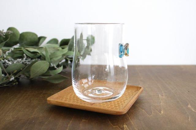 グラス おめかし ブルー系 【G】 ガラス 23n. 滝川ふみ 画像4
