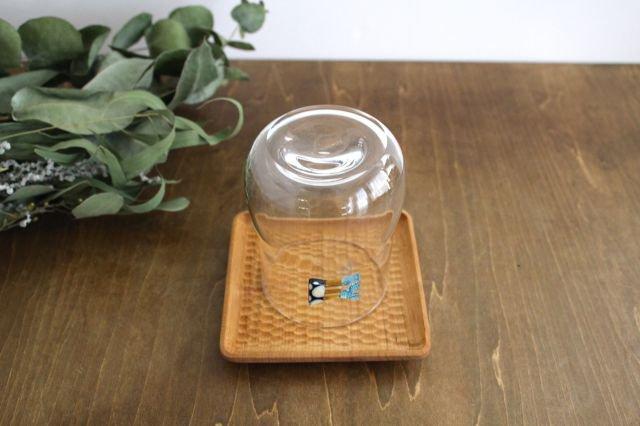 グラス おめかし ブルー系 【J】 ガラス 23n. 滝川ふみ 画像3
