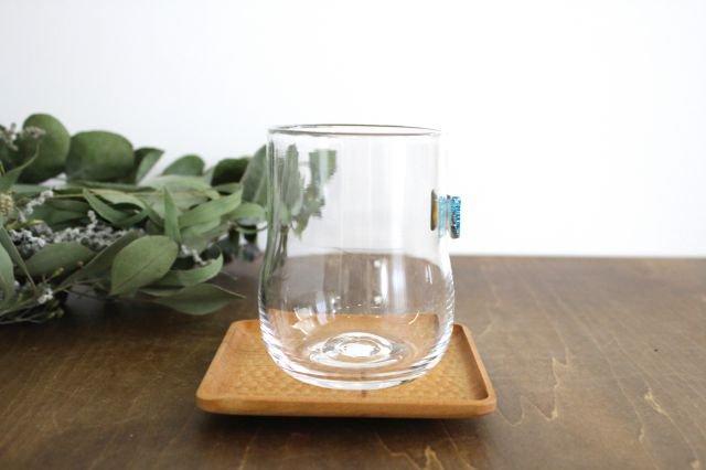 グラス おめかし ブルー系 【J】 ガラス 23n. 滝川ふみ 画像5