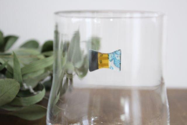 グラス おめかし ブルー系 【J】 ガラス 23n. 滝川ふみ 画像6